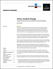 China TAI report